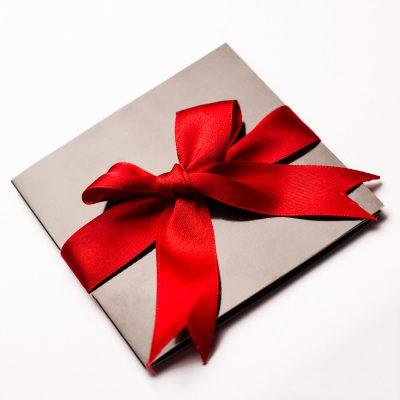 RSA-Geschenkgutschein